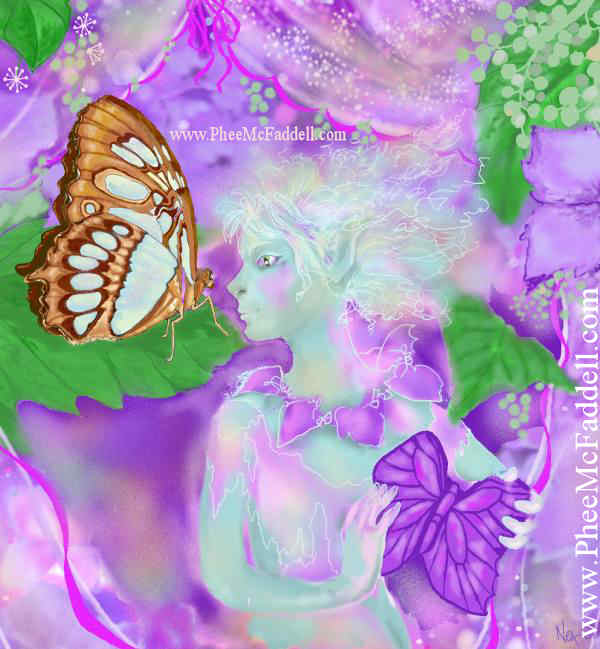 Butterfly and the Faery