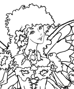Faunlin Coloring Page