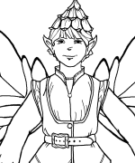 Talin Coloring Page