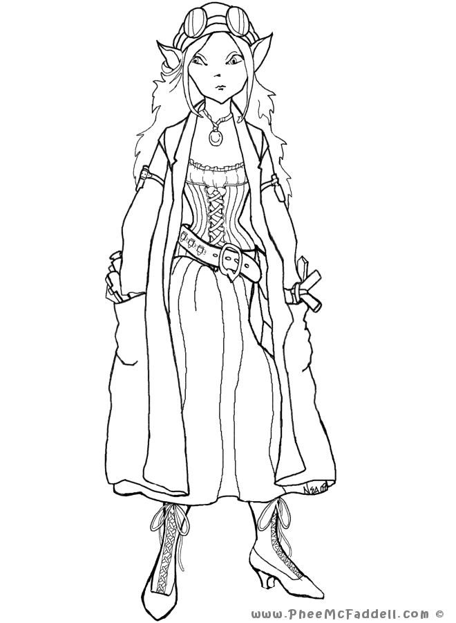 Kesha Coloring Pages