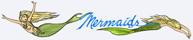 Mermaid header